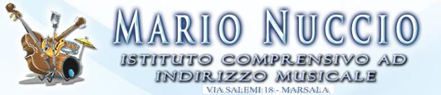 MARIO NUCCIO Istituto Comprensivo ad Indirizzo Musicale  Marsala