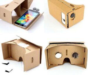 Progetto impara con la realtà virtuale